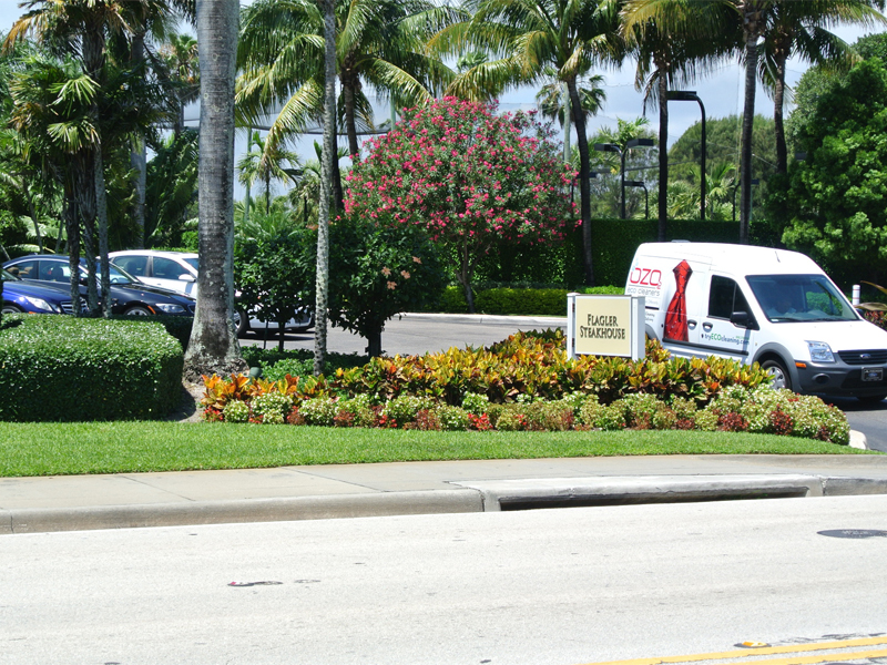 Palm Beach Florida Residential Landscape and Maintenance
