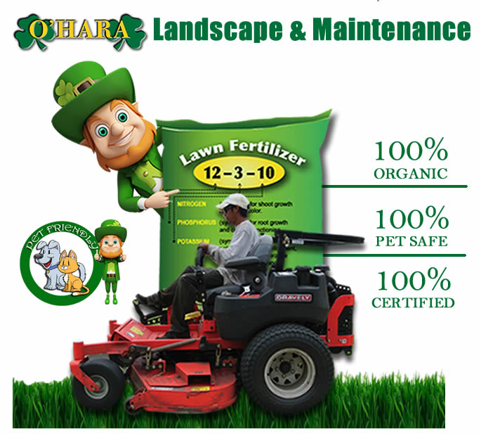 O'Hara Landscape and Maintenance West Palm Beach Florida