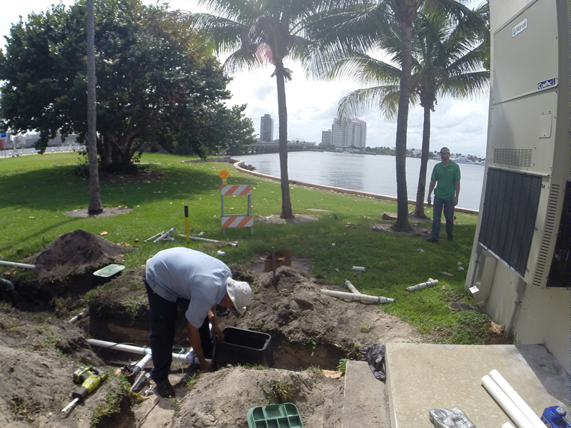 Lawn Sprinkler Repair Boynton Beach