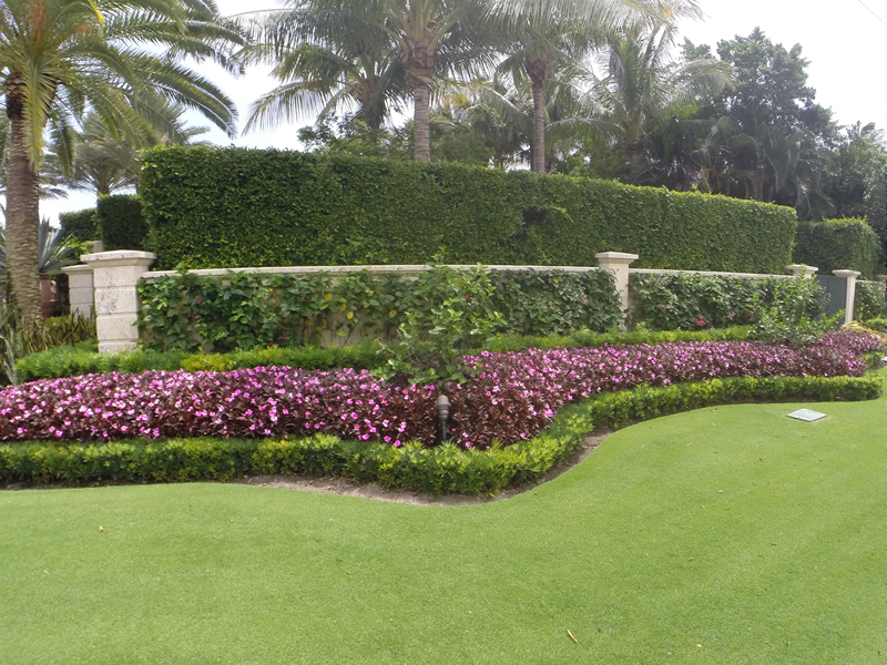 Boynton Beach Florida Residential Landscape Maintenance